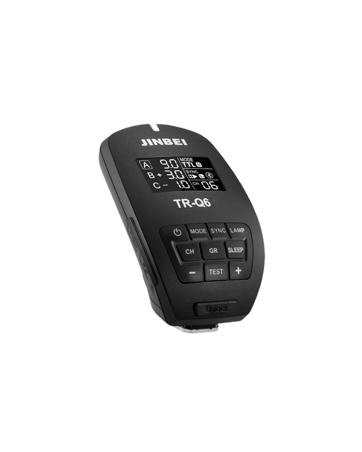 Disparador TR-Q6C Bluetooth Canon