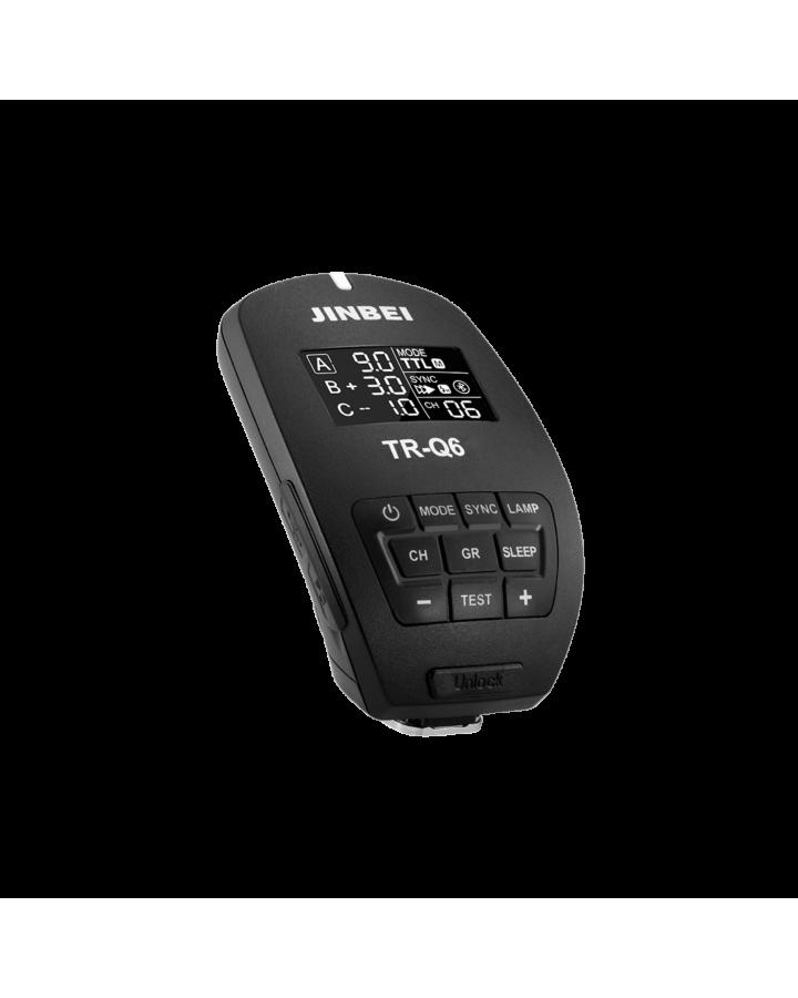 Disparador TR-Q6N Bluetooth Nikon