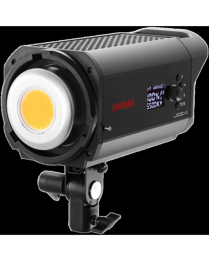 Luz continua LED a batería EFD-150 (Con reflector)