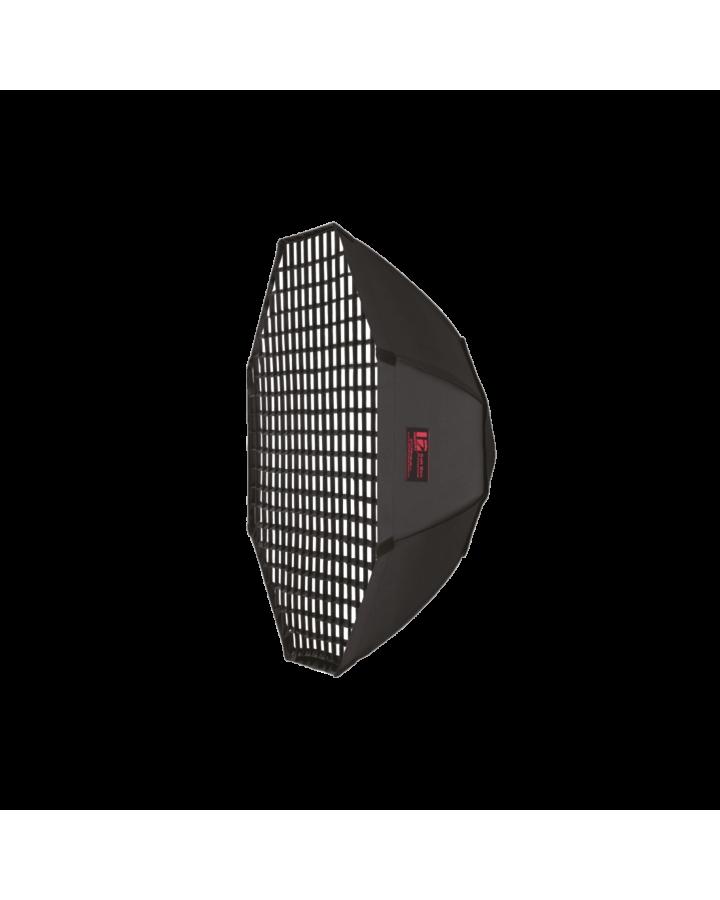 Ventana octogonal EM-120 con grid