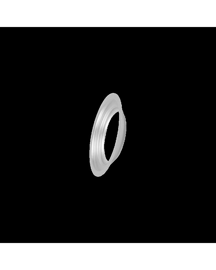 Adaptador para modificadores Richter / Hensel Ø9,6x15,2 cm