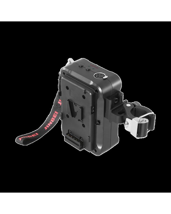 Adaptador de batería para LED EFII V-Mount