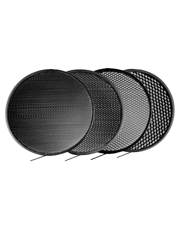 Kit de nidos de abeja LX para reflector portátil Ø18 cm