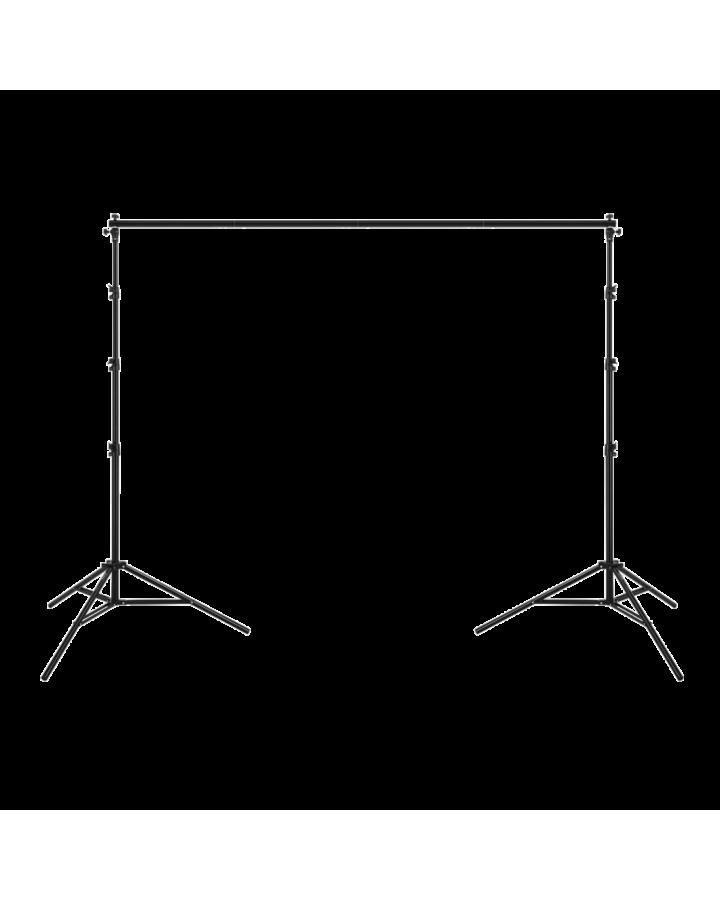 Soporte para fondos JB10-3000 (3x3 m)